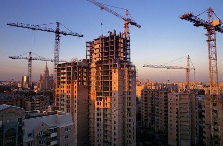 Темпы жилищного строительства в России сокращаются