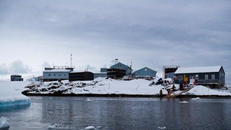 Стартовало строительство нового антарктического исследовательского корпуса