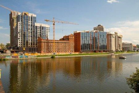 В структуре Национального объединения строителей