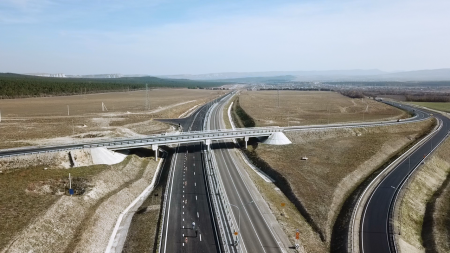 Для стимулирования развития жилищного строительства в России возводится 250 км автодорог